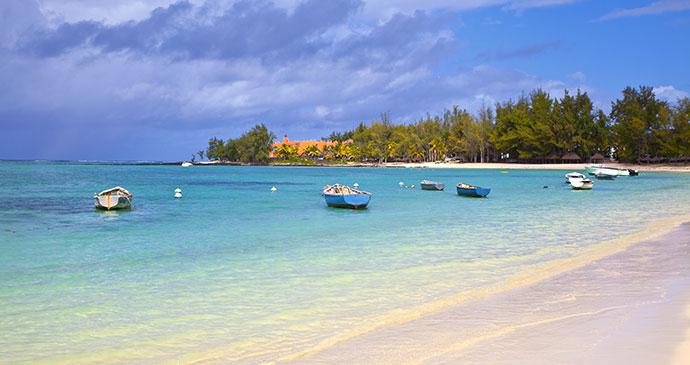 Belle Mare Mauritius by Robert Mandel Shutterstock