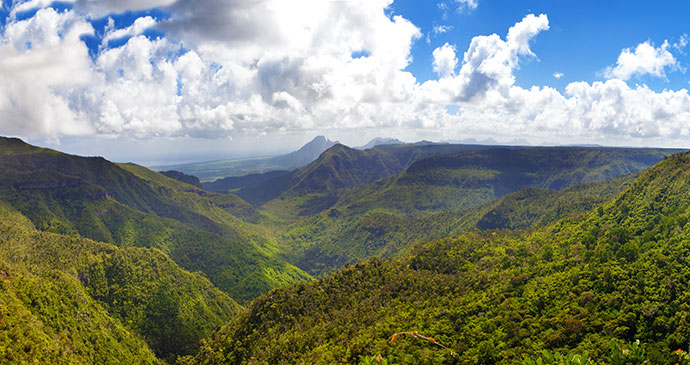 Black River Gorges National Park Mauritius by Kkulikov Shutterstock