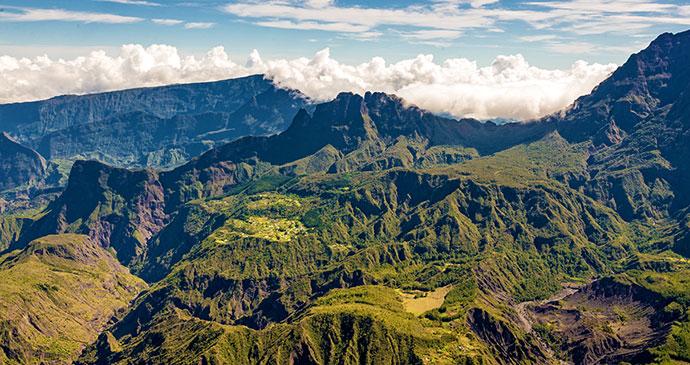 Cirque de Mafate Mauritius by bjul Shutterstock