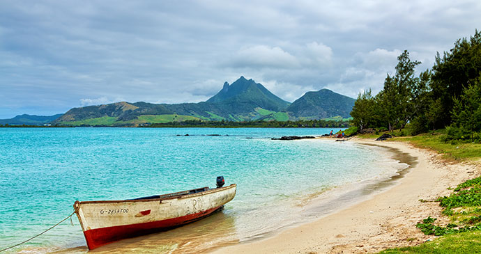 Ile aux Cerfs Mauritius by hessbeck Shutterstock