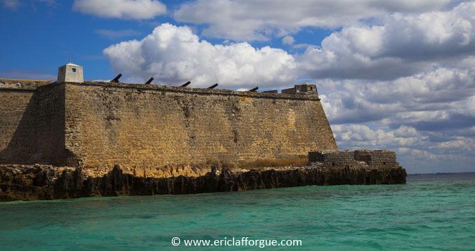 Fortaleza de São Sebastião on Ilha de Moçambique, Mozambique by Eric Lafforgue, www.ericlafforgue.com