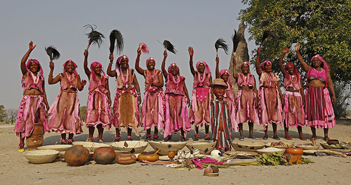 Ongula cultural group, Namibia by Namibia Tourism