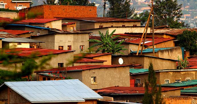 Kigali, Rwanda © BSM, Shutterstock