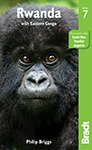 Rwanda 7 Bradt Travel Guides by Philip Briggs
