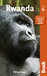 Rwanda the Bradt Guide by Philip Briggs