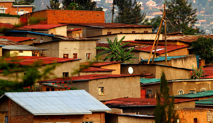 Kigali Rwanda by Black Sheep Media, Shutterstock