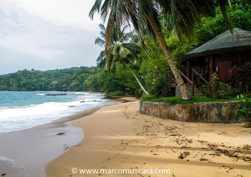 Bom Bom island resort in Príncipe, São Tomé and Príncipe by Marco Muscarà, www.marcomuscara.com