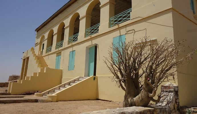 Prefecture Bakel Senegal by Marco Muscarà