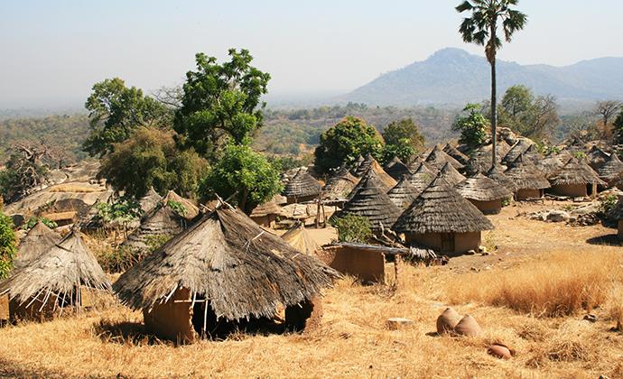 Kedougou Bassari village Senegal by BOULENGER Xavier Shutterstock