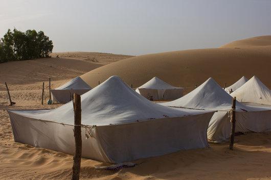 Lompoul Senegal by elisabethandi, Dreamstime