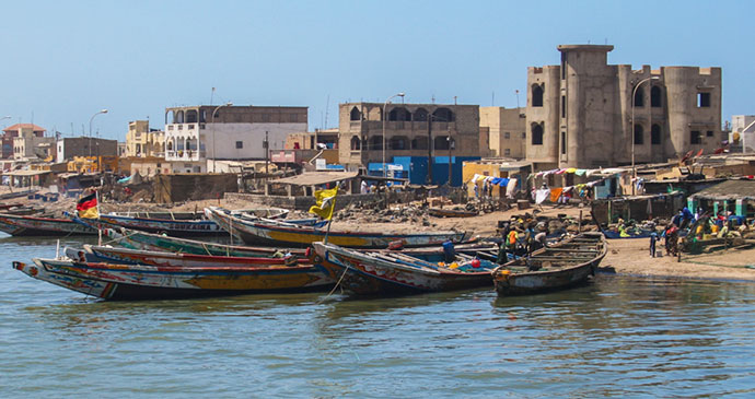 Saint-Louis Senegal by Marco Muscara
