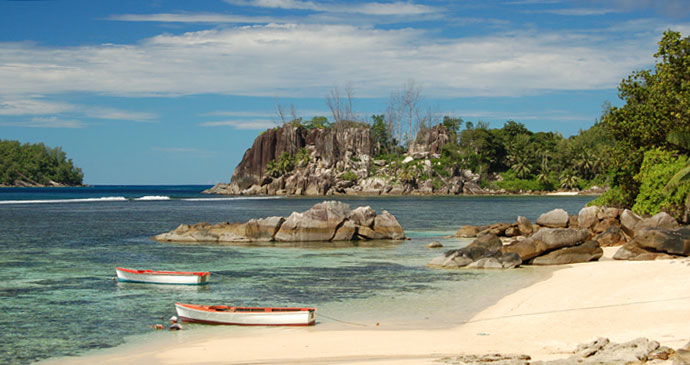 Ships, Seychelles, Africa by Seychelles Tourism Board