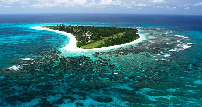 Bird Island, Seychelles, Africa by Seychelles Tourism Board