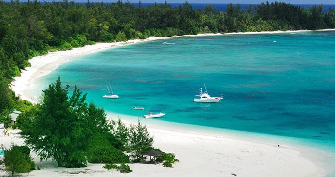 Denis Island Seychelles by Raymond Sahuquet Seychelles Tourism Board