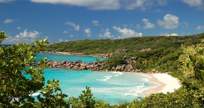 La Digue, Seychelles, Africa by Seychelles Tourism Board