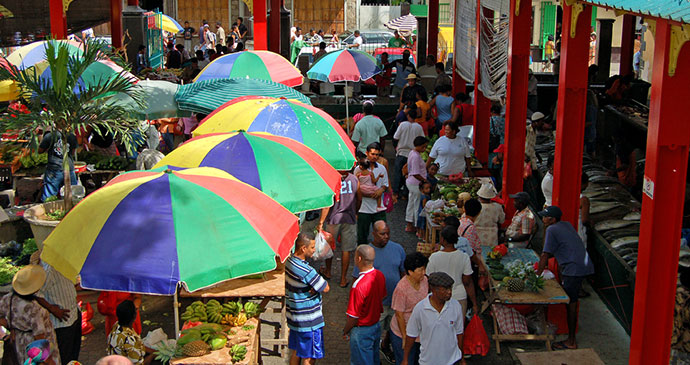 Sir Selwyn-Clarke Market Victoria Mahe by Gerard Larose Seychelles Tourism Board