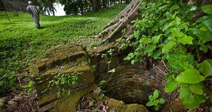 Bunce Island Sierra Leone by robertonencini, Shutterstock