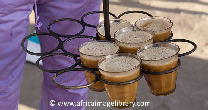 Bun coffee Somaliland by Africa Image Library