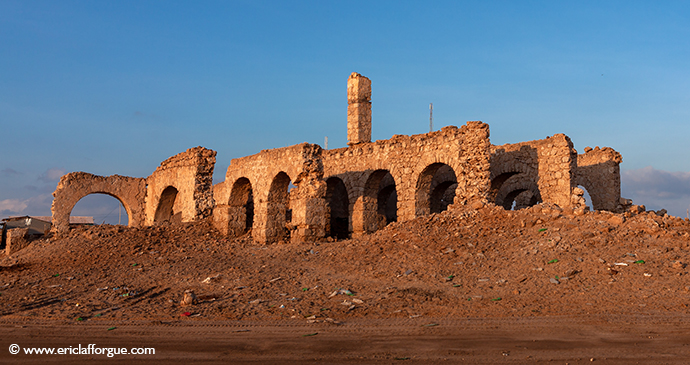 Old Mosque Zelia Somaliland by Eric Lafforgue