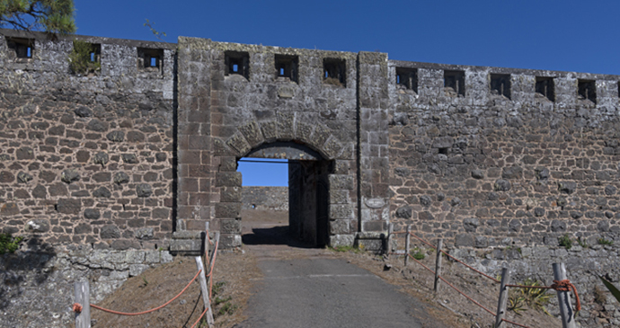 High Knoll Fort St Helena by Scott Bennett