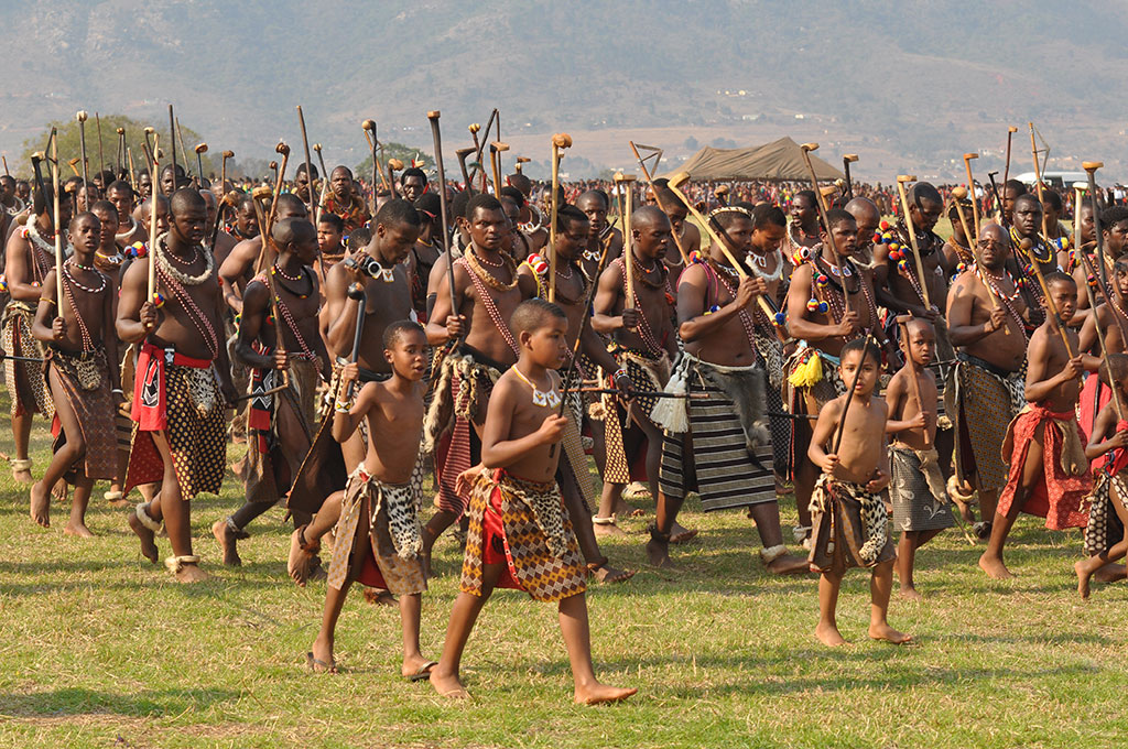 Incwala eSwatini by Courtesy of eSwatini Tourist Board