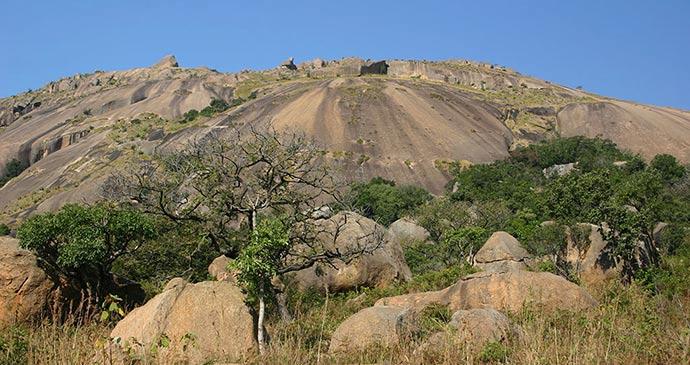 Sibebe Rock Swaziland by Swaziland Tourist Board
