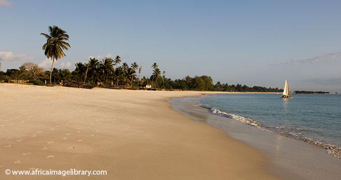 Beach Dar es Salaam Tanzania by Ariadne Van Zandberge