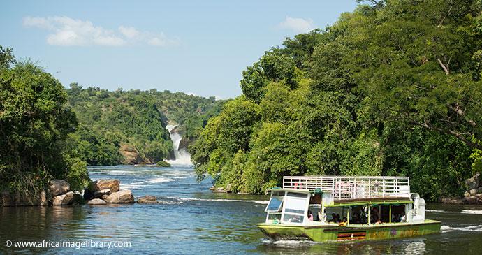 Boat trip Murchison Falls AVZ