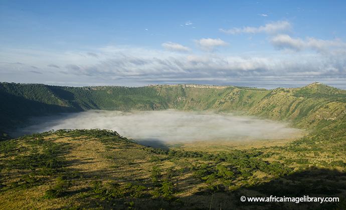 Crater Queen Elizabeth National Park Ariadne Van Zandbergen