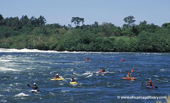 Kayaking AVZ