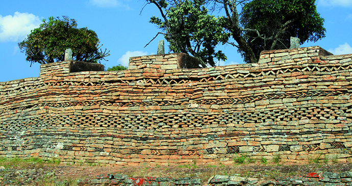 Naletale Ruins, Gweru, Zimbabwe by Paul Murray
