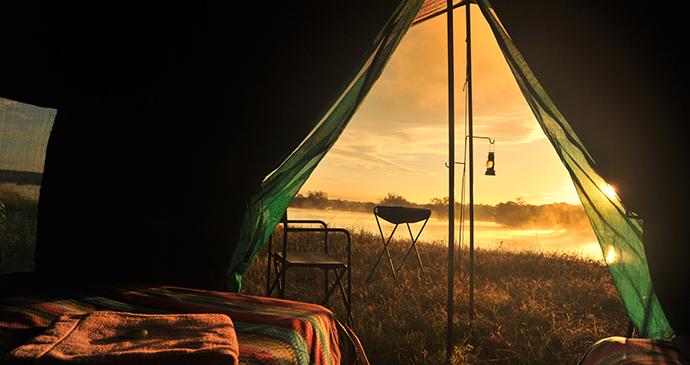 Camping Zimbabwe by Wild Horizons