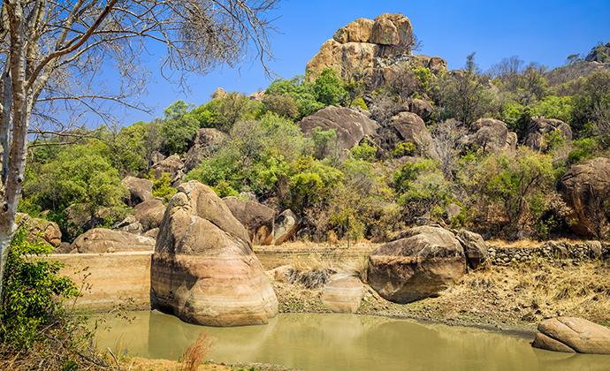 Matobo National Park Zimbabwe by Liz Coughlan, Shutterstock