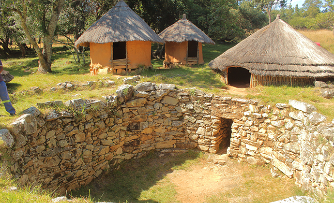 Pit Structure Nyanga National Park Zimbabwe by Tawanda Kapikinyu Shutterstock