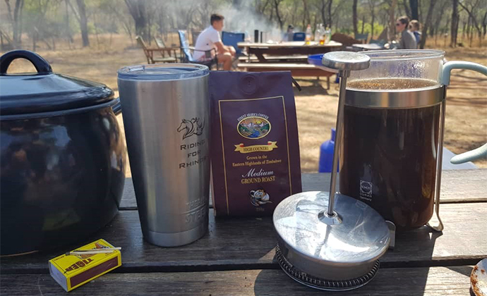 Taganda Tea Company Zimbabwe by Nicole Motteux