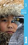 Kazakhstan the Bradt Guide by Paul Brummell