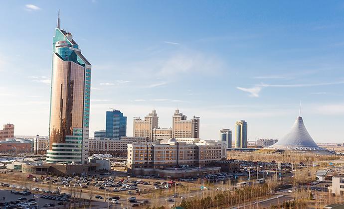 Cityscape Astana Kazakhstan by Ververidis Vasilis, Shutterstock
