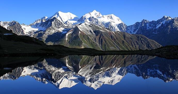 Mount Belukha Altai Mountains East Kazakhstan Region Kazakhstan by Akimat of East Kazakhstan Region
