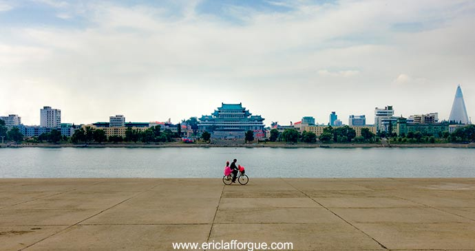 Pyongyang North Korea Asia by Eric Lafforgue