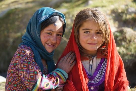 Children Wakhan Corridor Afghanistan © Jonny Duncan