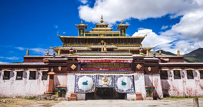 Samye Tibet China by Vladimir Zhoga, Shutterstock