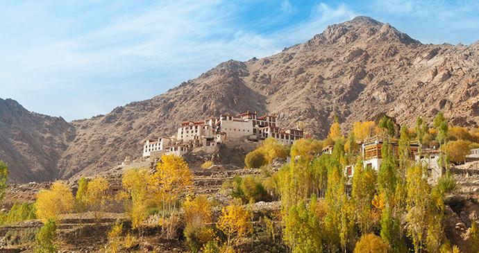 Alchi, Ladakh, India by szefei, Shutterstock