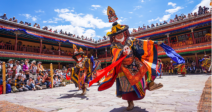Hemis Gompa Ladakh India by Mai Tram Shutterstock