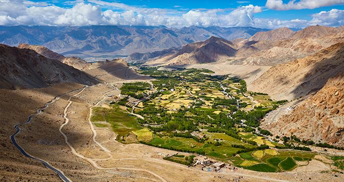 Indus Valley Ladakh India by Dmitry Rukhlenko, Shutterstock