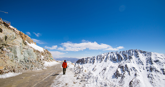 Khardung La, Ladakh, India by Jimmy Tran, Shutterstock