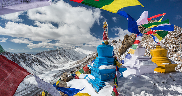 Khardung La, Ladakh, India by Zoltan Szabo Photography, Shutterstock