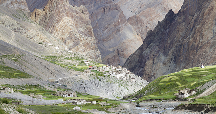 Zanskar Valley Ladakh India by Darkydoors Shutterstock
