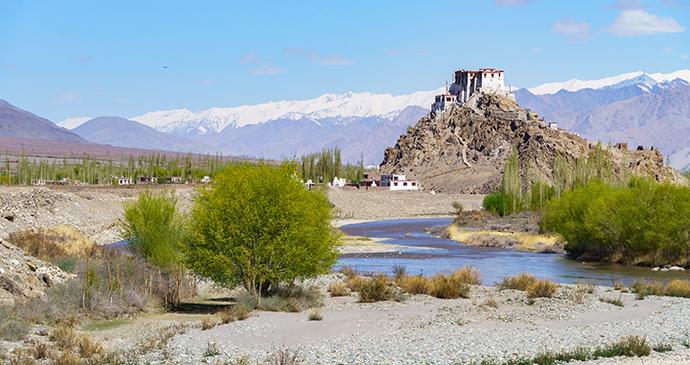 Stakna Gompa Ladakh by Blossom Tomorrow Shutterstock