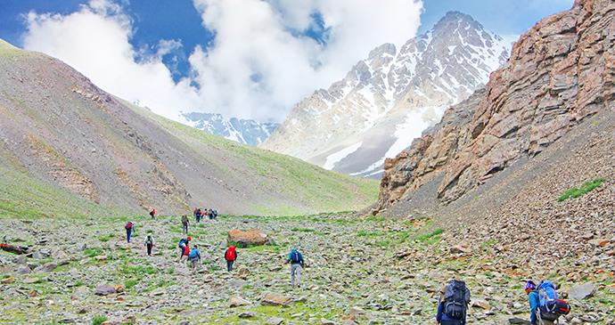 Stok Kangri Ladakh India Swansiri Shutterstock