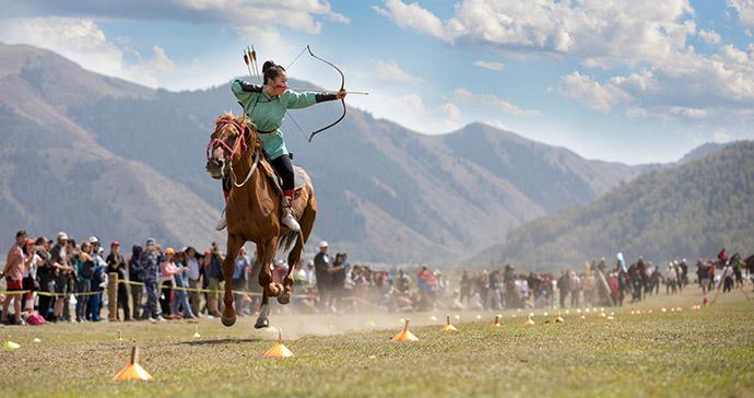 Buz kashi World Nomad Games Turkey by © Katiekk, Shutterstock